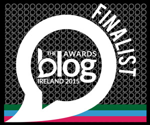 Here's How is now a finalist for the Blog Awards Ireland 2015