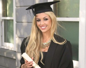Rosanna Davison, as pictured on her website
