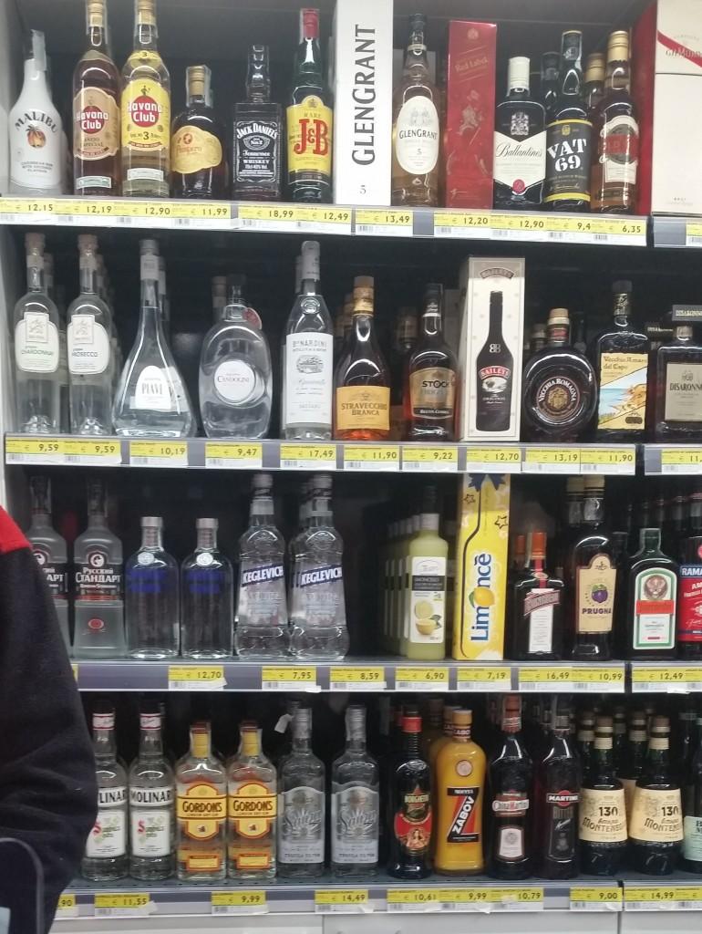 Italy Alcohol