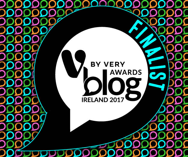 Here's How is a finalist for the V by Very Blog Awards Ireland 2017